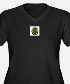 Military Police Crest Plus Size T-Shirt
