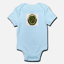 Military Police Crest Body Suit