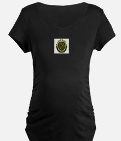 Military Police Crest Maternity T-Shirt