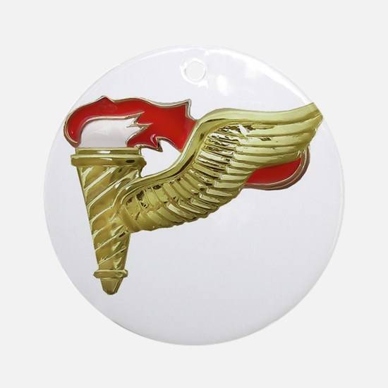 Pathfinder Round Ornament