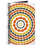 Mustard & Orange Mod Journal