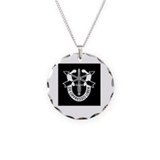 US Army Special Forces SF Gr Necklace