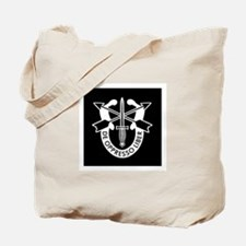 US Army Special Forces SF Green Beret Tote Bag