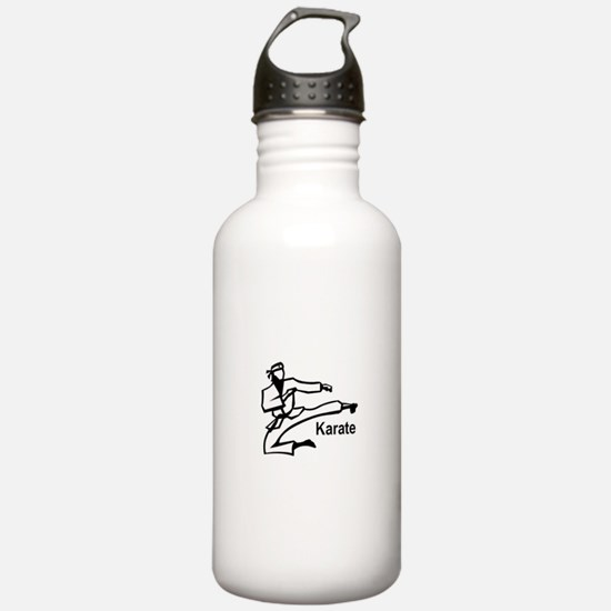 Karate 1.JPG Water Bottle