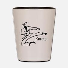 Karate 1.JPG Shot Glass