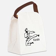 Karate 1.JPG Canvas Lunch Bag