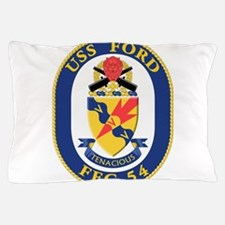 USS Ford (FFG-54) Pillow Case
