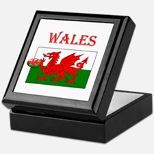 Wales Rugby Keepsake Box