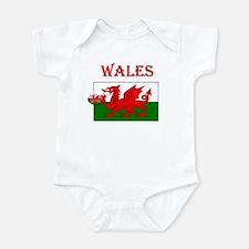 Wales Rugby Onesie
