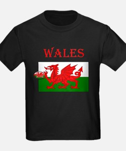 Wales Rugby T