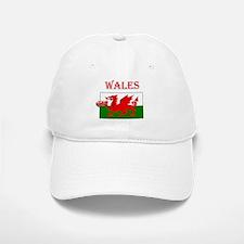 Wales Rugby Baseball Baseball Cap