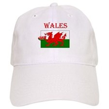 Wales Rugby Baseball Cap
