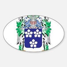Fraser Coat of Arms (Family Crest) Decal