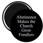 Abstinence Magnet