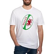 Welsh Rugby Ball Shirt
