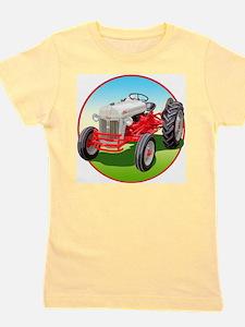 Farmer dad Girl's Tee