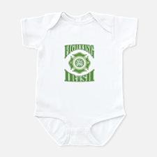 Fighting Irish Firefighter Infant Bodysuit