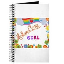 Holland Lop Girl Journal