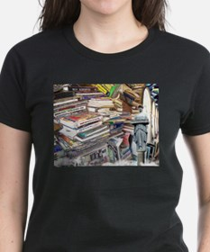 So Many Books To Read T-Shirt