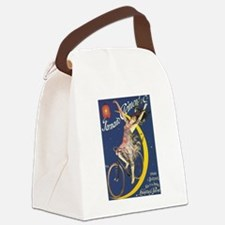 Fernand Clement and Cie Canvas Lunch Bag