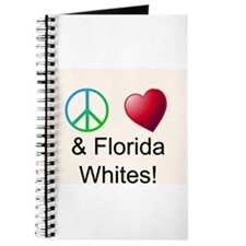 Peace Love Florida Whites Journal