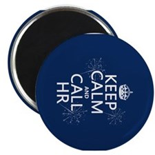 "Cute Keep calm and 2.25"" Magnet (10 pack)"