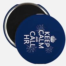 """Cute Keep calm 2.25"""" Magnet (10 pack)"""