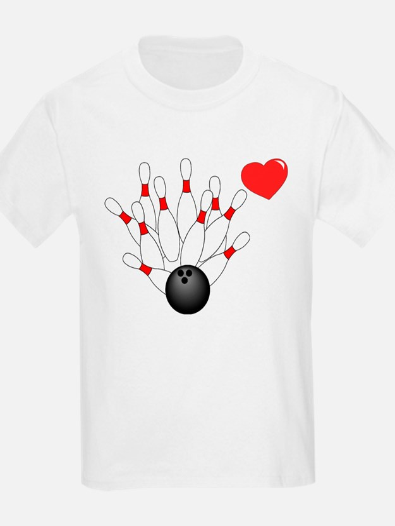 Cute Bowling kid T-Shirt