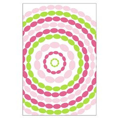Pink & Green Mod Retro Posters