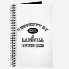 Property of a Landfill Engineer Journal