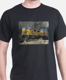 Unique Trains norfolk southern T-Shirt