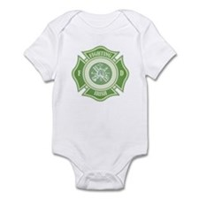 Fighting Irish Firefighter Infant Bodysuit