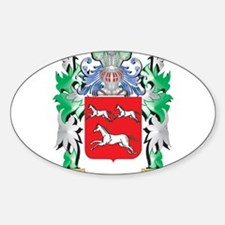 Fry Coat of Arms (Family Crest) Decal