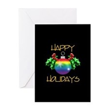 Unique Gay greeting Greeting Card