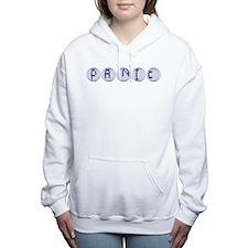 Cute Panic at the disco Women's Hooded Sweatshirt