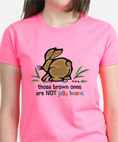 Brown Jelly Beans Women's Dark T-Shirt