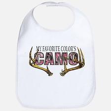 My Favorite Colo's Camo Bib