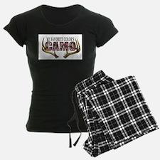 My Favorite Colo's Camo Pajamas