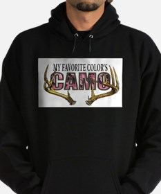 My Favorite Colo's Camo Hoodie (dark)