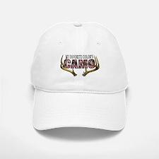 My Favorite Colo's Camo Baseball Baseball Cap