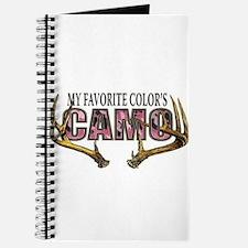 My Favorite Colo's Camo Journal