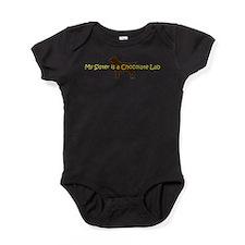 Unique Kids labrador Baby Bodysuit