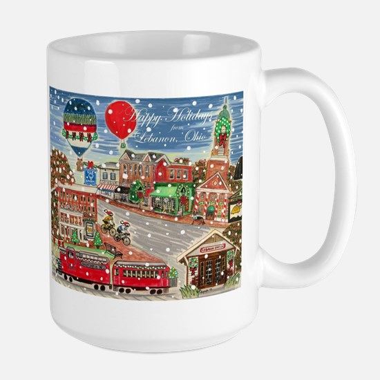 Happy Holidays from Lebanon, Ohio Mugs