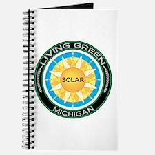 Living Green Michigan Solar Energy Journal