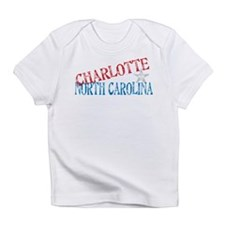 Cute North carolina state slogan Infant T-Shirt
