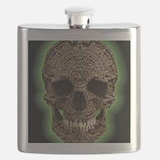 Unique Mayan Flask