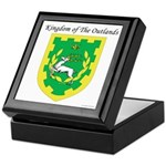King of the Outlands Keepsake Box