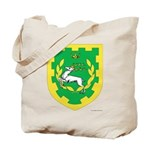 King of the Outlands Tote Bag