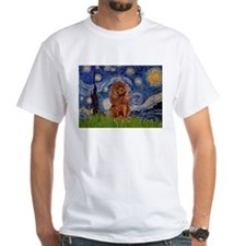 Starry Night & Ruby Cavalier Shirt