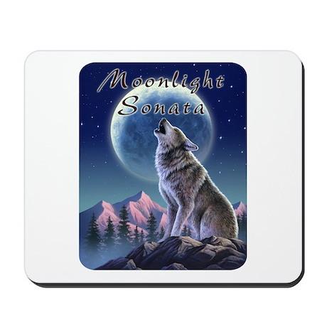 Moonlight Sonata Mousepad